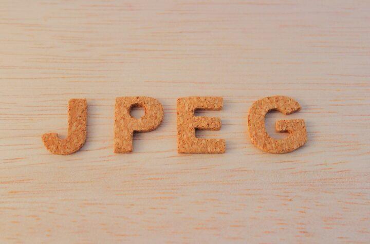 JPEG 拡張子
